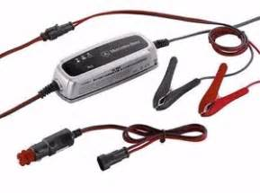 Mercedes Trickle Charger Mercedes Accessory Battery Trickle Charger Ebay