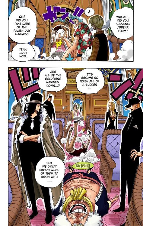 one colored one digital colored comics chapter 373 one