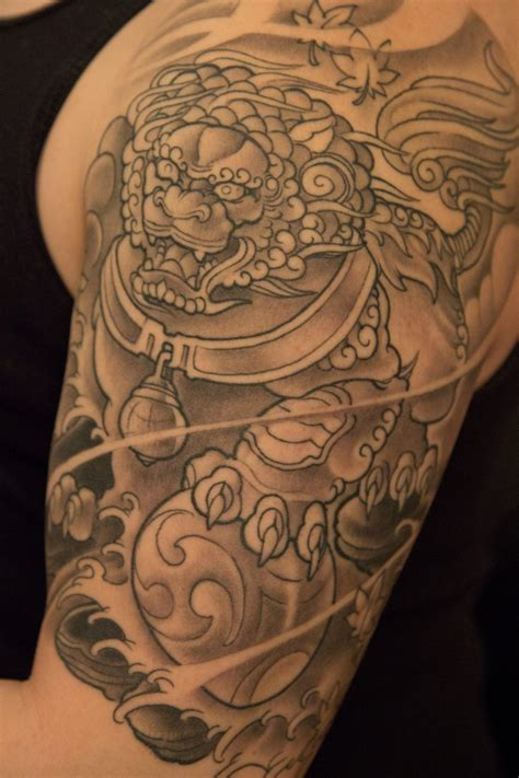 back tattoo making japanese half sleeve tattoos