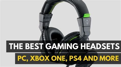 best gaming headphones 2015 top 10 headsets best gaming headset 2017 for pc ps4 ps3 xbox one xbox 360