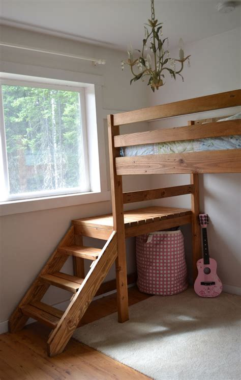 guide   loft bed  dresser plans  magazine