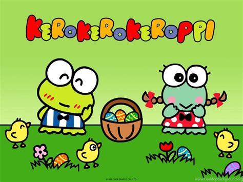 Kero Keropi farm keroppi wallpapers desktop background