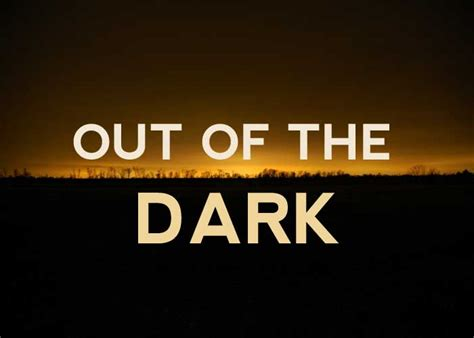 out of the dark out of the dark remnant resource