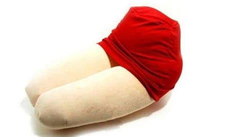 pillow with mini skirt is in need of a husband pillow