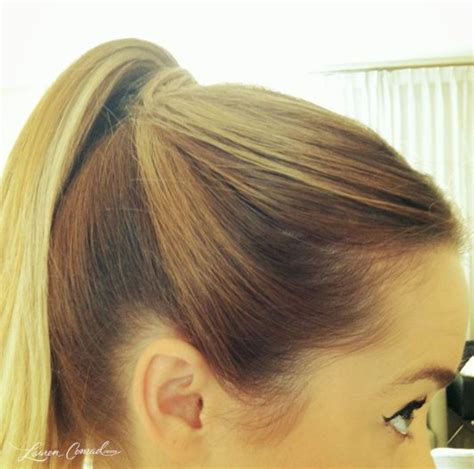 1950s hairstyles with a ponytail leaftv fashion week diary day 1 pump 1950s ponytail and style