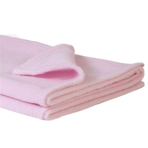 decke pink personalised luxury pink fleece blanket