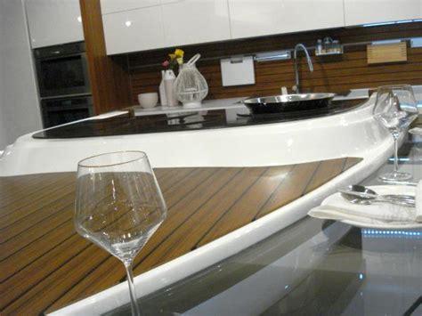 Boat Kitchen by Stunning Boat Kitchen Milan 2010 Freshome