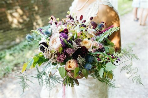 2017 wedding flower decor trends