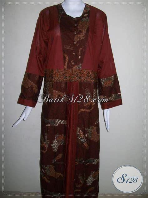 Gamis Batik Pias Busui Ok gamis batik model pias gamis batik wanita trendy g008p lxl toko batik 2018