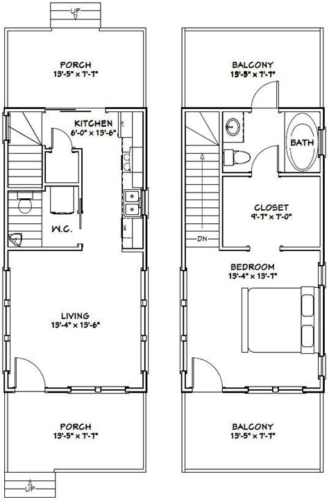 one room deep house plans 1000 ideas about 1 bedroom house plans on pinterest one