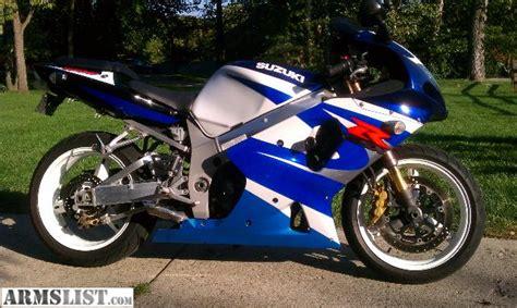 2001 Suzuki Gsxr 1000 Review Armslist For Sale 2001 Suzuki Gsx R 1000 K1 4000 Obo