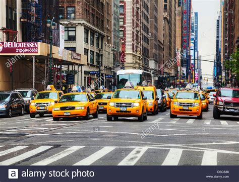 cars ny yellow taxis at the in new york yellow cars serve
