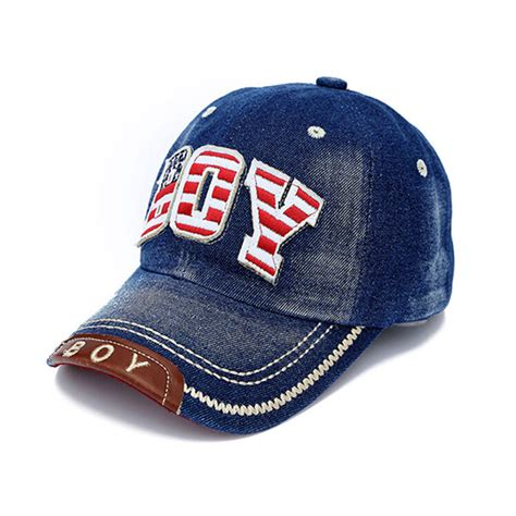 Hat Anak palight anak baseball cap cowboy hat dapat disesuaikan biru lazada indonesia