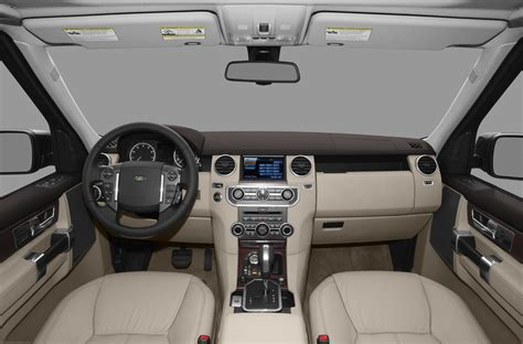 suv range rover interior 2011 land rover lr4 price photos reviews features