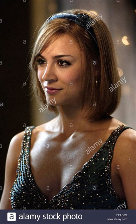 samaire armstrong peliculas samaire armstrong it s a boy girl thing 2006 stock photo
