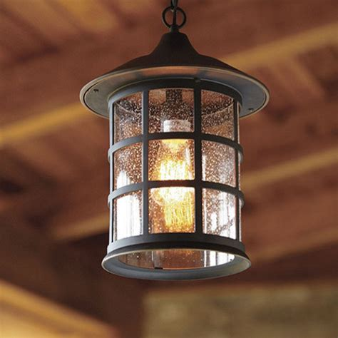 Pendant Porch Light Bolton Outdoor Pendant Farmhouse Outdoor Hanging Lights By Ballard Designs
