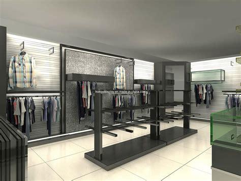 Clothes Shop Decoration Pictures China Men Garment Shopfitting Men Clothes Shop Decoration