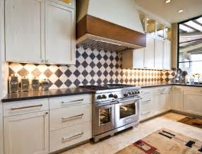 Pictures Of Tile Backsplashes In Kitchens by Tile The Kitchen Backsplash For Jazzing Up The Kitchen