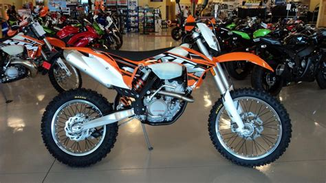 Ktm 350 Dirt Bike 2013 Ktm 350 Exc 350exc Dirt Bike For Sale On 2040motos