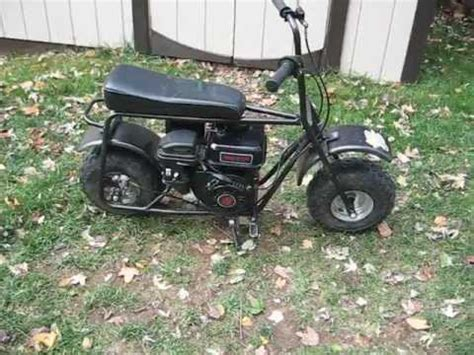 6 5 hp baja doodlebug mini bike baja doodle bug 6 5 hp