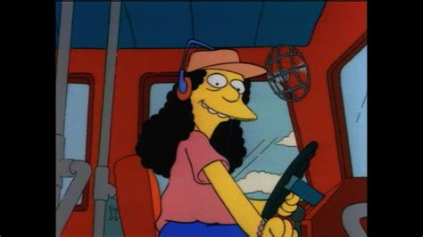 Ottoman Simpsons The Simpsons The Otto Show 171 Kbcw