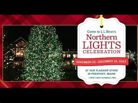 ll bean northern lights ll bean northern lights light 2013