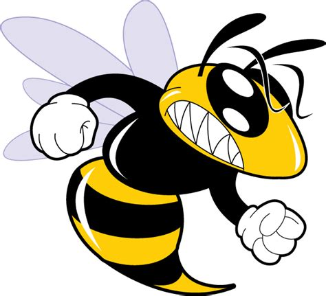 hornet clipart a hornet clipart free images at clker