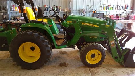 Jd S Or Mba S Make More Are Happier by Deere 3036e Compact Tractor Part 1 Review And Mods