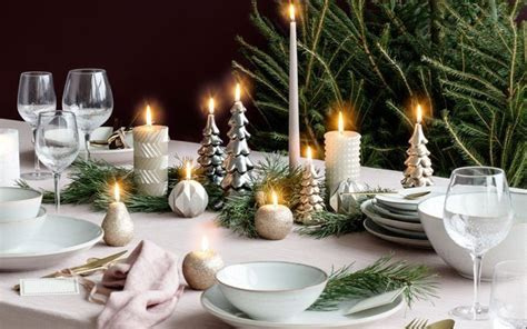 weihnachtstischdeko ideen weihnachtstischdeko sch 246 ne deko ideen f 252 r eine festliche