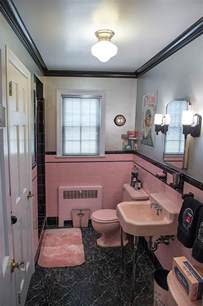Pink And Black Bathroom Ideas by Pink And Black Bathroom Decorating Ideas1 Pictures To Pin