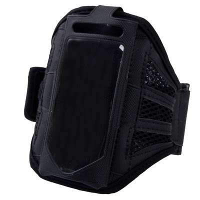 mesh cloth material sports armband for iphone 6 ze ad108 black jakartanotebook