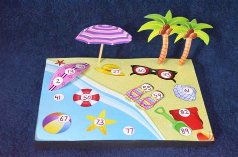 kitty themes for monsoon beach theme tambola tickets add fun to your party
