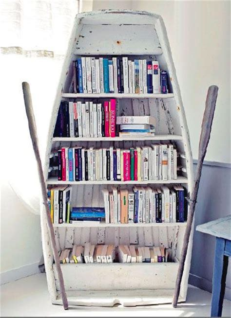 pallet boat bookshelf 10 upcycling ideas for the eco chic home tread pedals