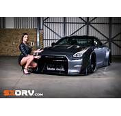TAMARA CHANEL VOGES  LIBERTY WALK NISSAN R35 GT R See