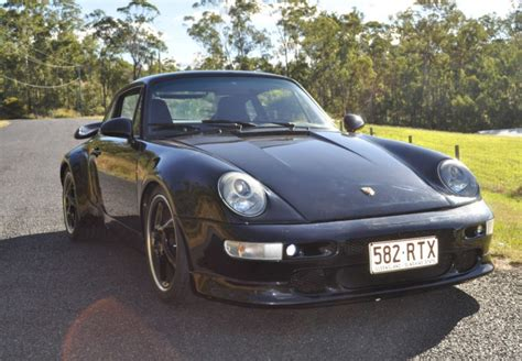 porsche 911 v8 for sale 930 porsche 911 with 350 chev v8 conversion