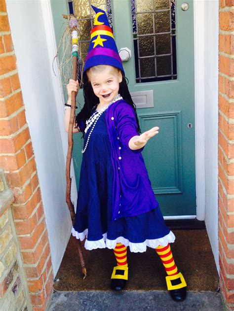 The Witch Day winnie the witch costume for world book day 2015 b day