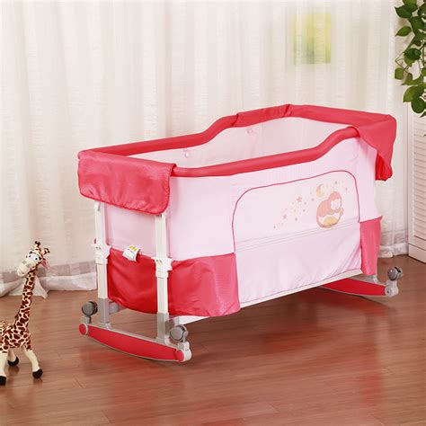 Folding Baby Bed Folding Baby Bed Baby Crib Folding Portable Travel Baby Bed Inbaby Cribs Portable Baby Crib