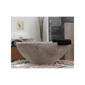 Buy Clawfoot Bathtub Concrete Bath Tub Round From Formfunction Concrete