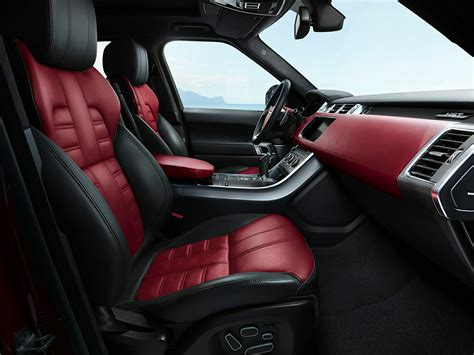 2016 land rover range rover interior 2016 land rover range rover sport price photos reviews