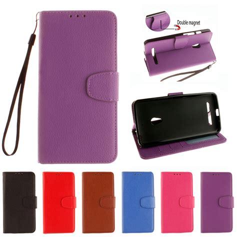 Casing Leather Wallet Zenfone 5 Asus Dompet Lipat Tempat Kartu X For Asus T00j T00p Zenfone 5 A501cg A500kl Lte Flip