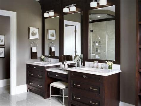 custom bathroom vanities with makeup area home design ideas custom design bathroom vanities naturally timber