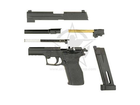Sig Sauer Kjw kjw co2 sig sauer p226 metal kp 01 e2 gbb airsoft pistol airsoft guns shop