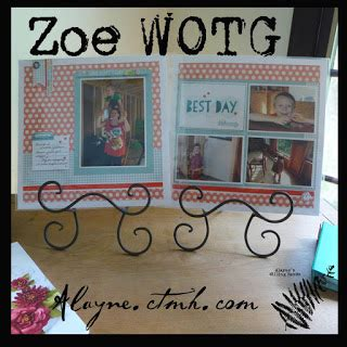 Digital Scrapbooking Wiki Launches The Mad Cropper 8 by Willing Zoe Workshop On The Go