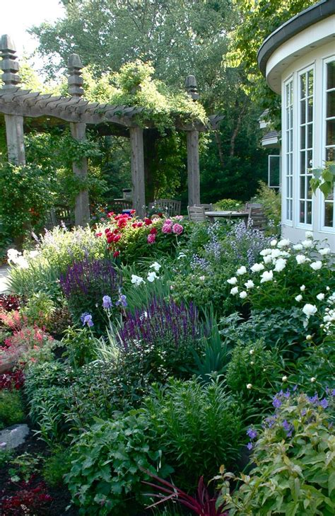 237 best images about perennial gardens on pinterest gardens delphiniums and garden borders