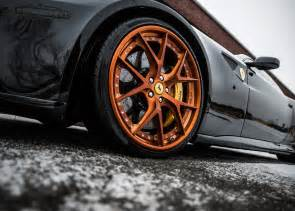 ff with hre s101 in brushed copper uk supliers