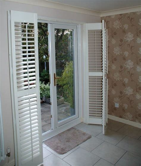 Window Coverings For Patio Doors by Best 25 Patio Door Blinds Ideas On Sliding