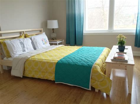 ikea nornas bed ikea nornas bench and tarva bed frame hack home and diy pinterest bed frames