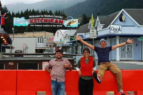 ketchikan alaska 922014 summer tour guides for ships photos welcome to summer in ketchikan alaska southeast sea kayaks