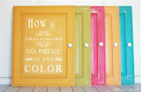 chalkboard paint what surfaces decoart crafts using chalkboards around the home
