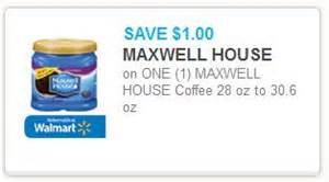 new maxwell house coupon 4 99 at meijer